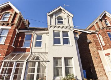 Thumbnail 3 bed maisonette to rent in North Road, Poole