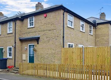 Thumbnail 3 bed end terrace house for sale in Falcon Close, Herne Common, Herne Bay, Kent