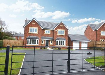 Thumbnail 5 bed detached house for sale in Chester Road, Oakmere, Northwich