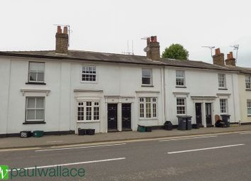 Thumbnail 2 bed cottage to rent in High Road, Broxbourne