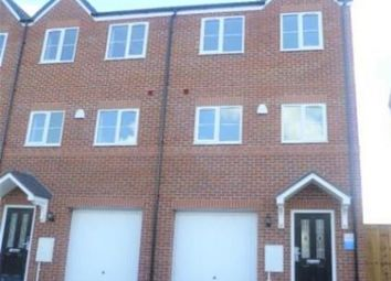Thumbnail 4 bed town house for sale in Grimshaw Park, Abram, Wigan