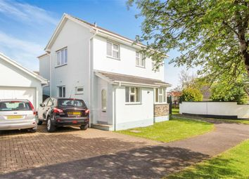 Thumbnail 4 bed detached house for sale in Ashplants Close, Bideford
