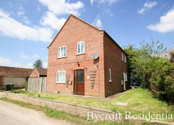 Thumbnail 3 bed detached house for sale in Silver Street, Fleggburgh, Great Yarmouth