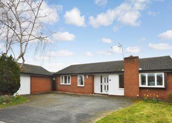 Thumbnail 4 bed detached bungalow for sale in Egerton Walk, Dodleston, Chester