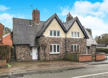 Thumbnail 3 bed cottage for sale in Gynsill Lane, Anstey, Leicester