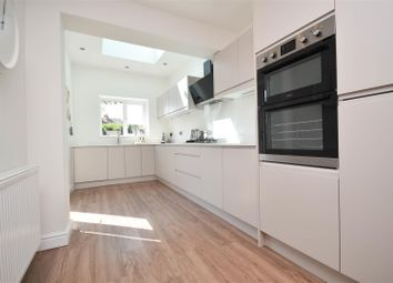 Thumbnail 4 bedroom terraced house for sale in Eltham Road, West Bridgford, Nottingham