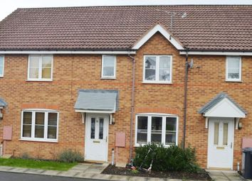 Thumbnail 3 bedroom town house for sale in Netherley Court, Hinckley