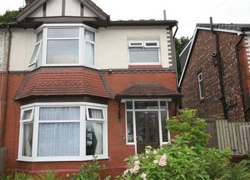 Thumbnail 3 bedroom semi-detached house for sale in Albert Avenue, Prestwich, Manchester