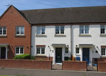 Thumbnail 3 bed terraced house for sale in Foxglove Way, Ramsey St. Marys, Huntingdon