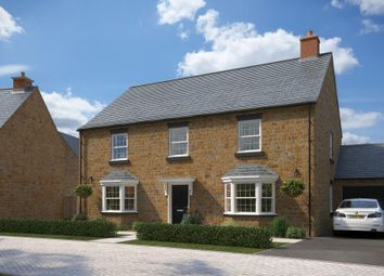 "Thumbnail 5 bed detached house for sale in ""Barford"" at The Swere, Deddington, Banbury"