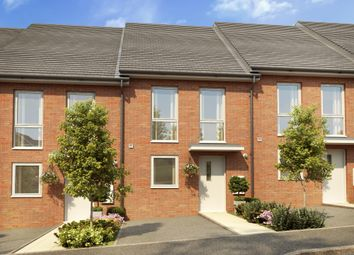 "Thumbnail 3 bed terraced house for sale in ""Rowhill"" at Temple Hill, Dartford"