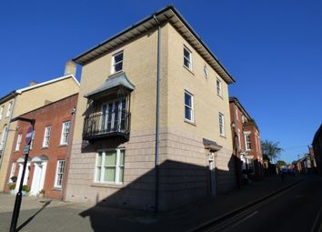 Thumbnail 4 bedroom town house to rent in Bridewell Lane, Bury St. Edmunds