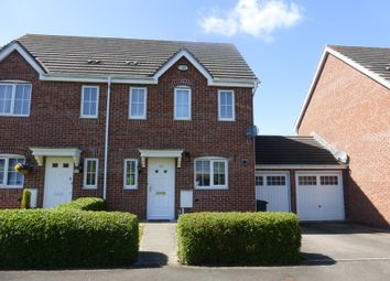 Thumbnail 3 bed semi-detached house for sale in Westmead Road, Longlevens, Gloucester