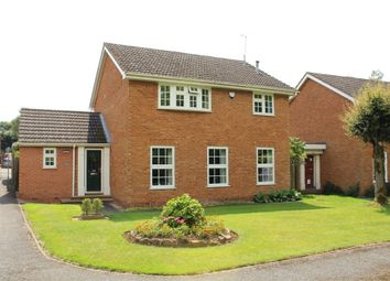 Thumbnail 4 bed detached house for sale in Macaulay Road, Lutterworth