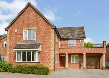 Thumbnail 4 bed detached house for sale in Brewster Close, Medbourne, Milton Keynes