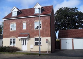 Thumbnail 4 bed detached house to rent in Bredon Drive, Kings Acre, Hereford