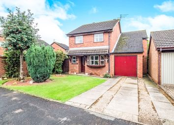 Thumbnail 5 bed detached house for sale in Pembroke Gardens, Wellesbourne, Warwick