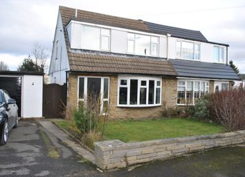 Thumbnail 3 bed semi-detached bungalow to rent in Whitley Way, Grange Moor