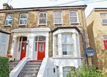 Thumbnail 2 bed flat to rent in Grove Green Road, Upper Leytonstone