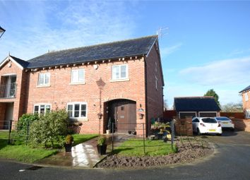 Thumbnail 4 bed semi-detached house for sale in Church End Mews, Hale Village, Liverpool