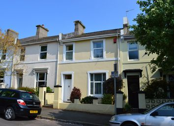 Thumbnail 4 bed terraced house for sale in St Margarets Road, St Marychurch, Torquay