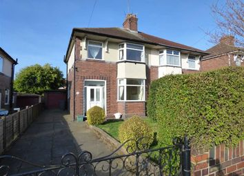 Thumbnail 3 bed semi-detached house for sale in Brompton Drive, Baddeley Green, Stoke-On-Trent
