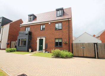 Thumbnail 4 bedroom detached house for sale in Reynolds Fold, Telford