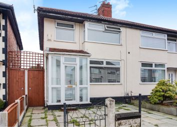 Thumbnail Semi-detached house for sale in Ashbourne Ave, Liverpool