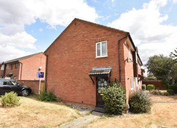 Thumbnail 2 bed end terrace house to rent in Normandy Close, Kempston, Bedford