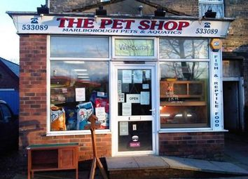 Thumbnail Retail premises for sale in Hornsea HU18, UK