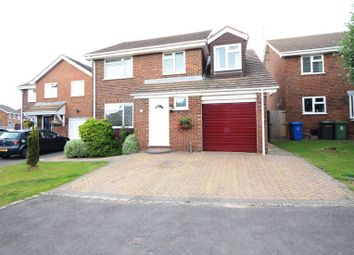 Thumbnail 4 bed detached house to rent in Bissley Drive, Maidenhead