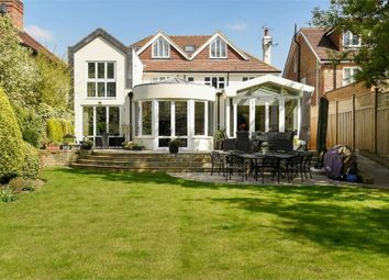Thumbnail 5 bed detached house for sale in Sheen Common Drive, Richmond