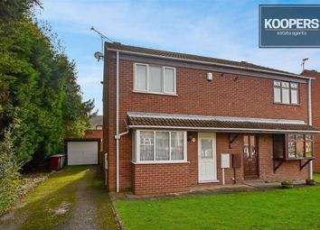 Thumbnail 2 bed semi-detached house for sale in Aspen Rise, Shirland, Alfreton