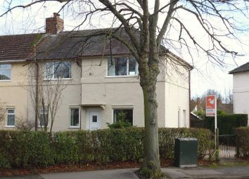 Thumbnail 3 bed semi-detached house for sale in Ruskin Avenue, Lincoln