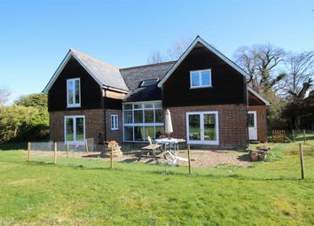 Thumbnail 4 bed detached house for sale in Chestnut Cottage, Main Street, Beckley, Rye, East Sussex
