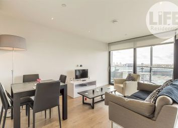 Thumbnail 1 bed flat for sale in Two Riverlight Quay, Nine Elms Lane, London SW8,