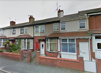 Thumbnail 2 bed terraced house to rent in Onslow Road, Blackpool