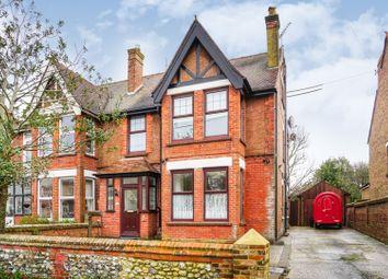 4 bed semi-detached house for sale in Goda Road, Littlehampton BN17