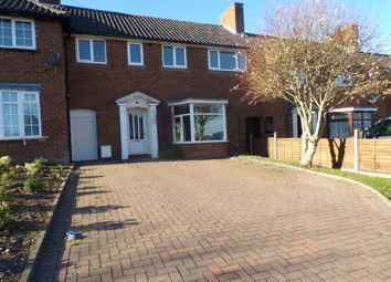 Thumbnail 4 bed terraced house to rent in Lingard Road, Sutton Coldfield