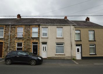 Thumbnail 3 bed terraced house for sale in Ammanford Road, Llandybie, Ammanford
