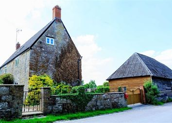 Thumbnail 4 bedroom country house for sale in Church Row, Hinton Parva, Wiltshire
