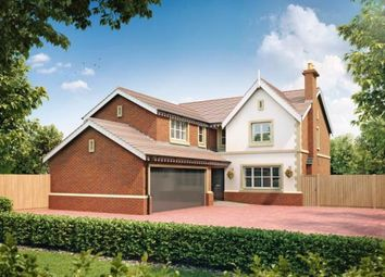 Thumbnail 5 bed detached house for sale in Rosewood Manor, Durton Lane, Preston