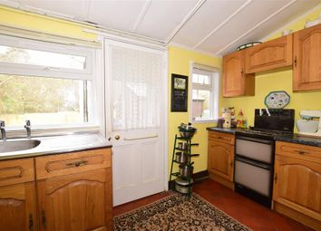 Thumbnail 2 bed detached bungalow for sale in Solent Road, Cranmore, Yarmouth, Isle Of Wight