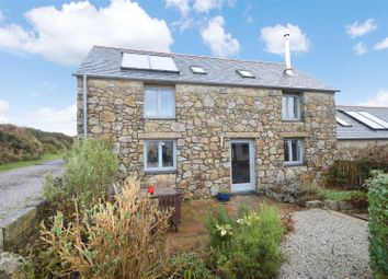 Thumbnail 2 bed semi-detached house for sale in Little White Alice, Carnmenellis, Redruth