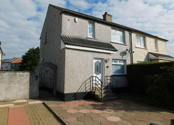 Thumbnail 2 bed semi-detached house to rent in Linnhe Crescent, Wishaw