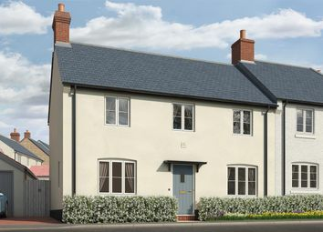 Thumbnail End terrace house for sale in Stoke Meadow, Silver Street, Calne