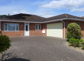 Thumbnail 3 bed detached bungalow for sale in Fernlea Avenue, Ferndown