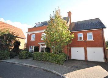 Thumbnail 6 bed detached house for sale in Chestnut Avenue, Great Notley, Braintree