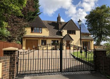 Thumbnail 4 bed detached house for sale in Lever Causeway, Storeton, Wirral
