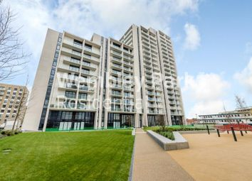 Thumbnail 2 bed flat to rent in Pienna Apts, Elvin Gardens, Wembley Park